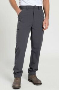 Mountain Warehouse Beam Mens Stretch Trousers - Size 36W 32L - NWT