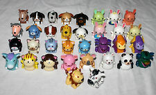 HUGE Rare Lot 34 MICROPETS Tomy 2002 Interactive Monsters Dogs Cats Rabbits Pony