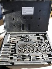 craftsman 39 piece tap and die set standard Few Pieces Missing.Look at photos