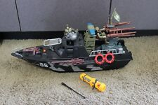 Chap Mei Soldier Force SF 2480 River Patrol Boat ship w action figures