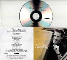 GLENN FREY Above The Clouds Very Best Of 2018 UK 41-trk promo test 3CD + PR
