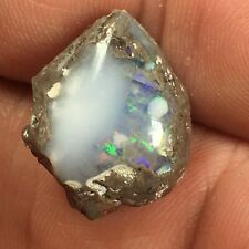 Part Polished Opal In Matrix From An Old Collection