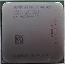 AMD Athlon 64 x2 5000+, am2, 2,6 GHz, FSB 1000, 1 MB l2, ada5000iaa5cs, 89 Watt