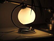 RARE FRENCH DESK LAMPE MONIX PARIS ART-DECO INDUSTRIEL DESIGN 1930/50