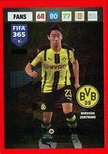 FIFA 365 2017 -Panini Adrenalyn- Card Fans Favourite UE97 - KAGAWA -B. DORTMUND