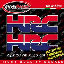 Adesivi Stickers HONDA HRC tank serbatoio cbr 600 1000 rr vfr vtr hornet cb sh