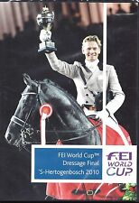 NEW SEALED DVD THE FEI WORLD CUP DRESSAGE FINALS 2010
