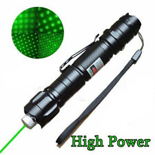 5 Mile 532nm 8000M 1mw Green Laser Pointer Pen Cheap Strong Clip Star Cap Cool