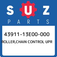 43911-13E00-000 Suzuki Roller,chain control upr 4391113E00000, New Genuine OEM P