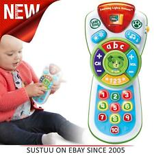 Leap Frog Learning Lights Remote Educational Toy Learn Numbers ,Shapes & Words