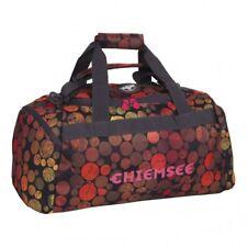 Chiemsee Sport Matchbag Medium Tasche Sporttasche Umhängetasche Unisex schwarz
