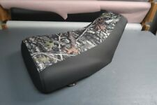 Honda Rancher 350 2001-06 Camo Top Black Seat Cover #nw182mik181
