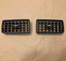 New listing 05-09 Buick LaCrosse Outer PAIR Dash Air Vents Heat AC Vent Left Right Black
