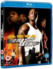 WAIST DEEP TYRESE Waist Deep (Tyrese) Blu Ray *NEW & SEALED