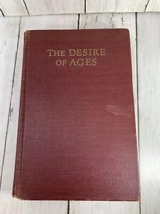 The Desire of Ages Ellen White SDA Adventist Pacific Press 1940 Hardcover #2