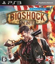 Used PS3 Bioshock Infinite PLAYSTATION 3 SONY JAPAN JAPANESE IMPORT