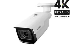 Lorex LNB9292B 4K (8MP) Smart IP Motorized Varifocal Smart IP White