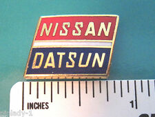 NISSAN DATSUN emblem - hat pin , tie tac , lapel pin , hatpin GIFT BOXED