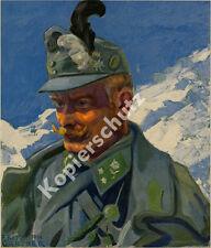 Fritz Gärtner K.u.K. Kaiserschütze Dolomitenfront Tirol Uniform Edelweiß 1914