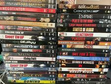 40 ~Action ~Movies~ New/Sealed~Dvd~ Lot Pick and Choose