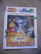 Olli und Molli Juni 6  2005  Heft Zeitung