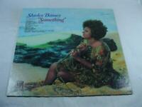 "VINYL LP RECORD Shirley Bassey – Shirley Bassey Is Really ""Something"""