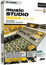 magix music studio 2004 deluxe USED       &        ejay dance&rave  new&sealed