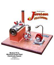 Jensen Model #70g Live Steam Engine
