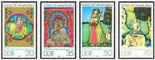 Timbres Arts RDA Allemagne 2083/6 ** lot 20686