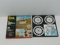The Six Million Dollar Man GAF Talking View Master Reels Box Set AVB559 AVB 559