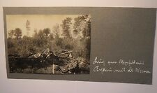 I. Weltkrieg Frankreich - Flieger Abt. A 275 - Leutnant Otto Werner Tod / 6 Foto