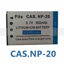Battery pack for Casio NP-20 NP20 Exilim EX-Z70 Z77 EX-S880 Camera