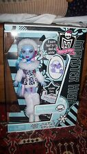 Monster High ABBEY BOMINABLE Doll 1st Wave Original Factory Sealed Brand New