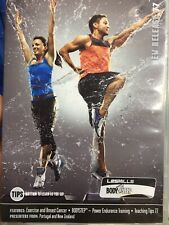 Les Mills BodyStep 77 Complete Release DVD - Choreography Notes Incl.