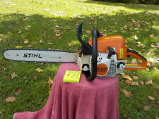 STIHL MS 250 C CHAINSAW , ONE OWNER  ,  11