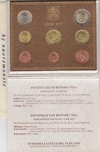 MONETE VATICANO VATICAN CENT E EURO ANNO 2011 UNC SCEGLI QUELLE CHE TI SERVONO