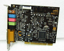 1PC USED Creative Audigy LS SB0310 5.1 sound card support XFI /win7/8  64