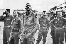 WW2 - Photo - Paras de la 101ème Airborne prisonniers des Allemands