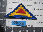 Army color patch  US 7th ARMY USAEUR m/e FREE SHIP