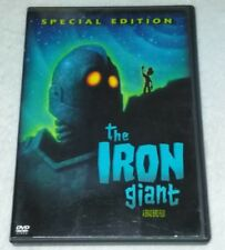 The Iron Giant Special Edition *Rare opp