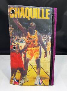 LA Lakers Shaq 1998 Starline VTG Pencil Pouch