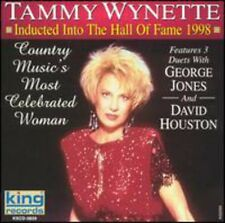 Tammy Wynette - Hall of Fame 1998 [New CD]