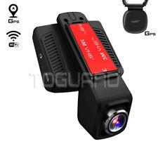 """TOGUARD HD 1080P Caméra de Voiture GPS WiFi 2.45"""" Dashcam Enregistreur vidéo DVR"""