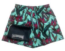 Vilebrequin Mens Swim Shorts - Moorea Classic Cut Paradise Swimwear