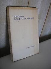 Georges DUHAMEL / Souvenirs de la vie du paradis Edition originale 1946
