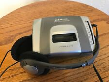 Emerson Am/Fm Stereo Cassette Player Ew96B With Headphones Tested Works Great!