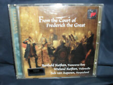From The Court Of Frederick The Great - W & B Kuijken / Bob van Asperen