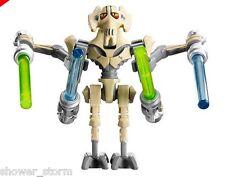 STARWARS Mini figura generale Grievous la forza si sveglia STARWARS Regno Unito si adatta LEGO