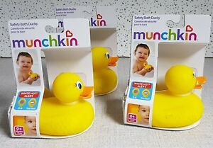 Munchkin White Hot Safety Bath Ducky (Pack of 3)