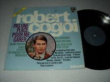 ROBERT COGOI 33 TOURS HOLLANDE PAS UNE PLACE POUR ME GARER ***DEDICACE***